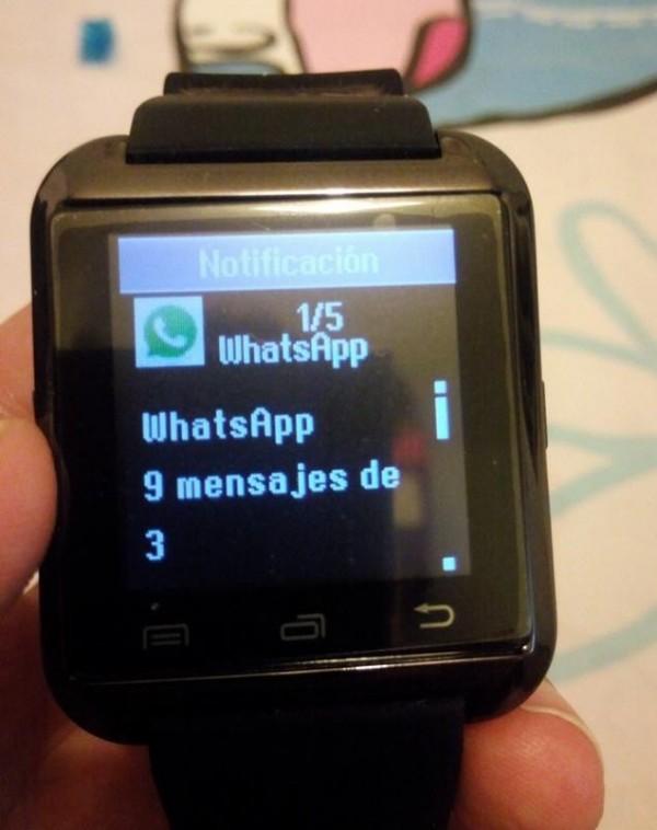 Reloj Smart Watch Bluetooth - De La Cabeza Importaciones 2e121b5d4f1