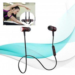 Auricular Bluetooth Sport Magnético
