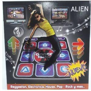 Alfombra Baile 8 Bits 2 En 1 Tv Pc 50 Temas Juegos