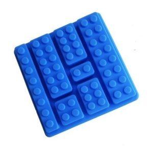 Molde Silicona Lego